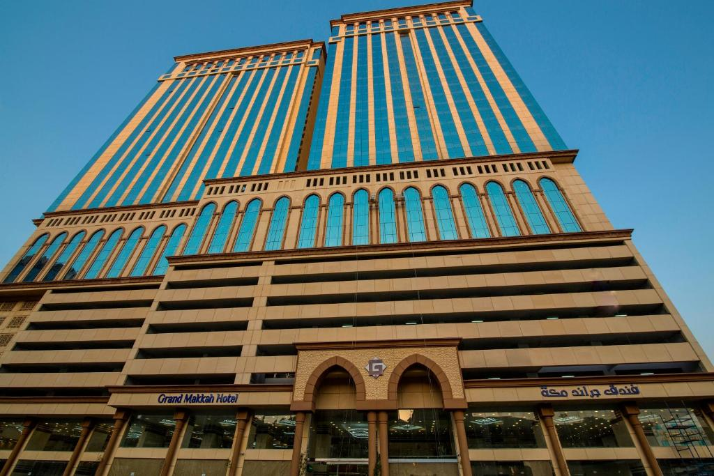 Grand Makkah Hotel Address