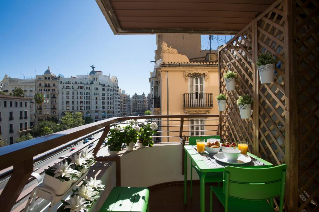 Xativa terrace ii valence tarifs 2018 for Hotels xativa espagne