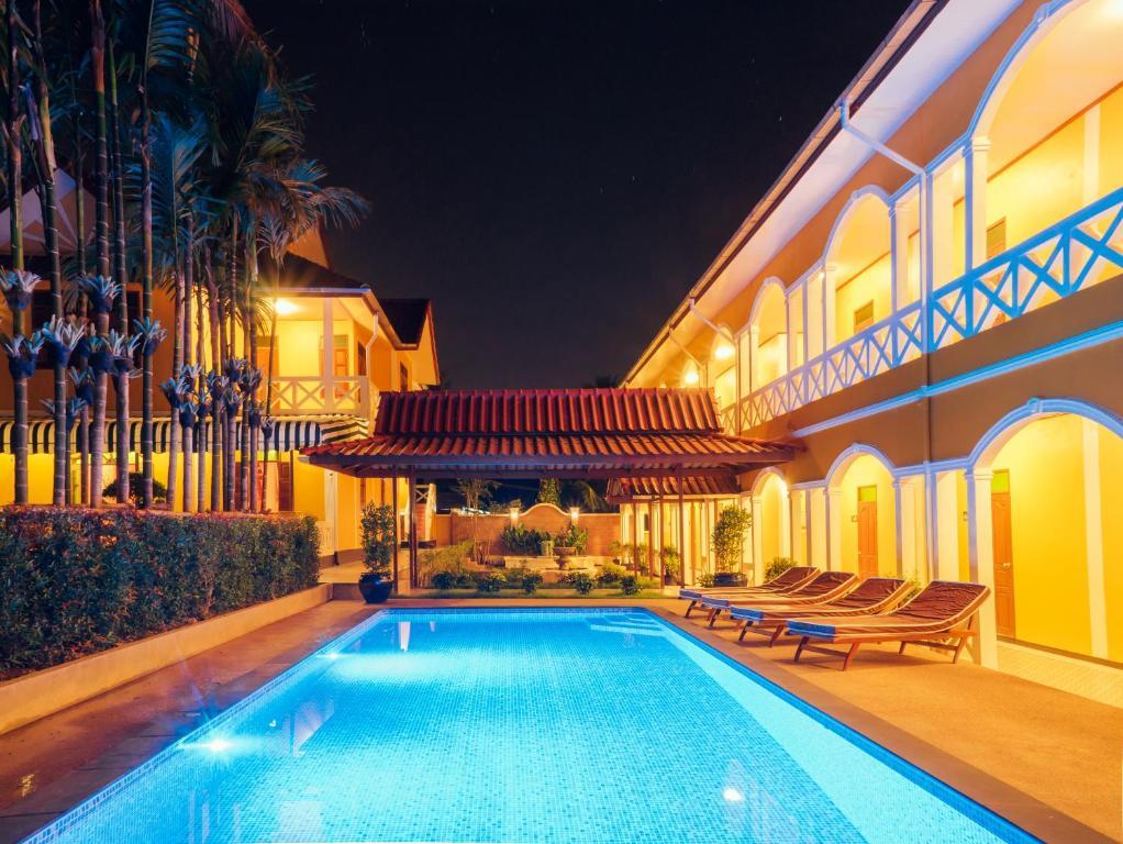 le jardin hotel pakse laos