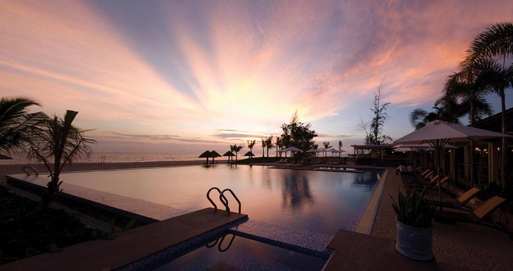 Отель на берегу острова Фукуок! Вьетнам!
