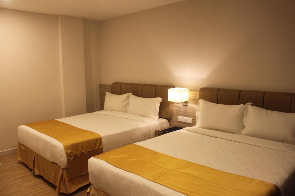 NU Hotel KL Sentral Kuala Lumpur Malaysia