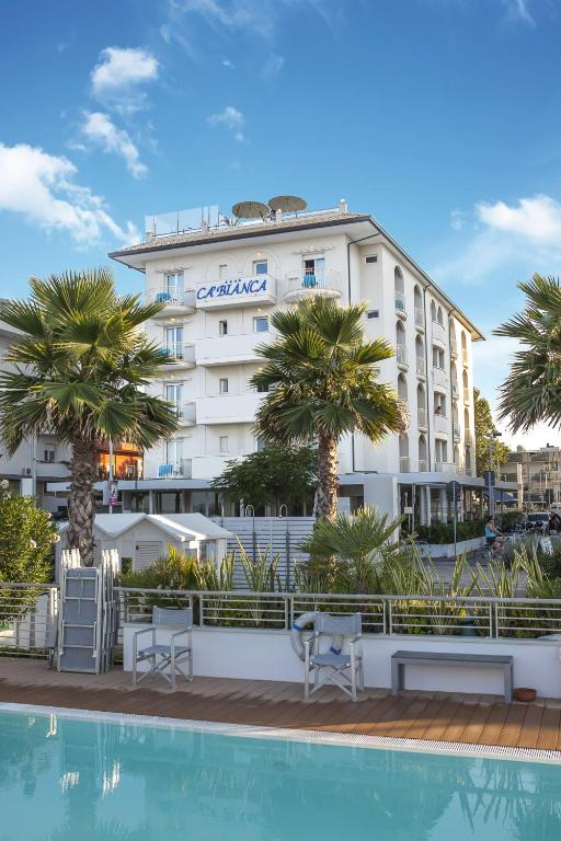 Hotel Ca\' Bianca, Riccione, Italy - Booking.com