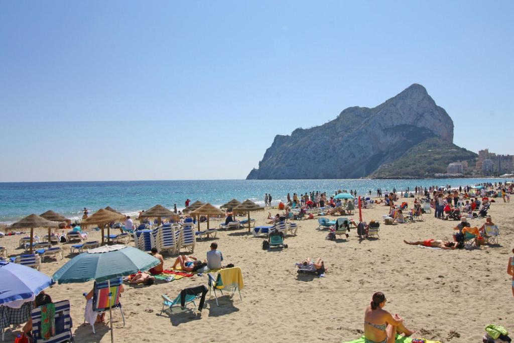 gran imagen de Holiday Apartment Calpe Playa