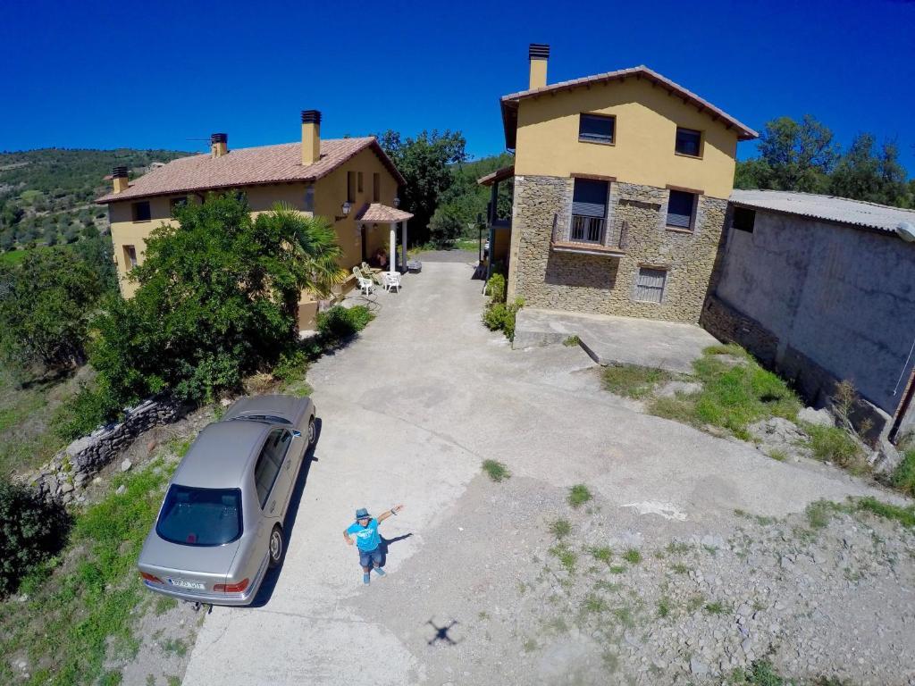 Foto del Apartamento Rural Dúplex en Castigaleu