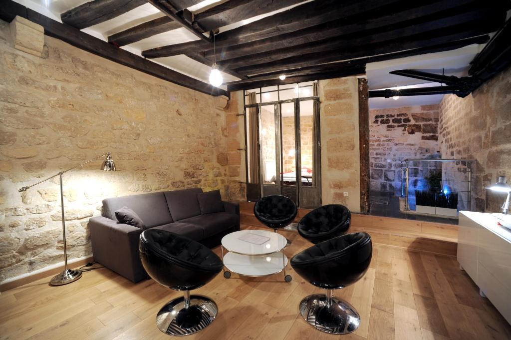 Appartement 75003 france paris - Loft a vendre a paris ...