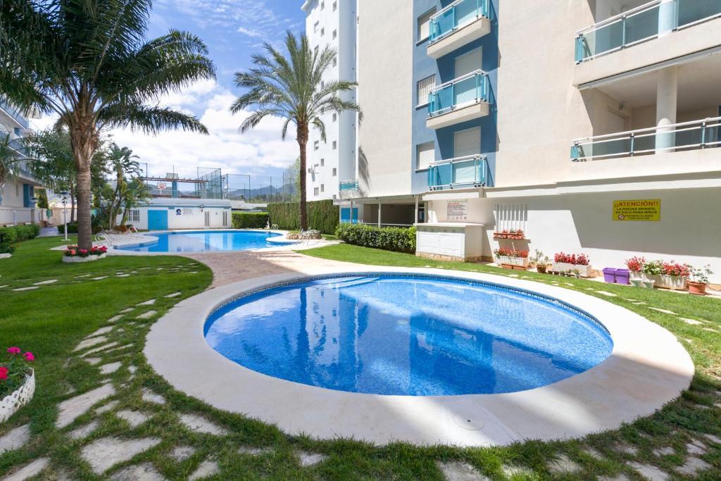 gran imagen de Apartamento Palmeras de Playa de Gandia