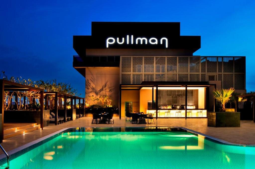 Pullman Dubai Creek Residences Uae Booking Com