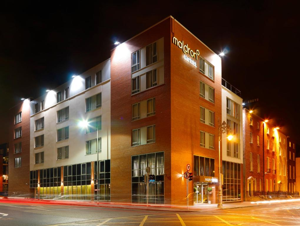 Maldron Hotel Parnell Sq Dublin Ireland Booking Com