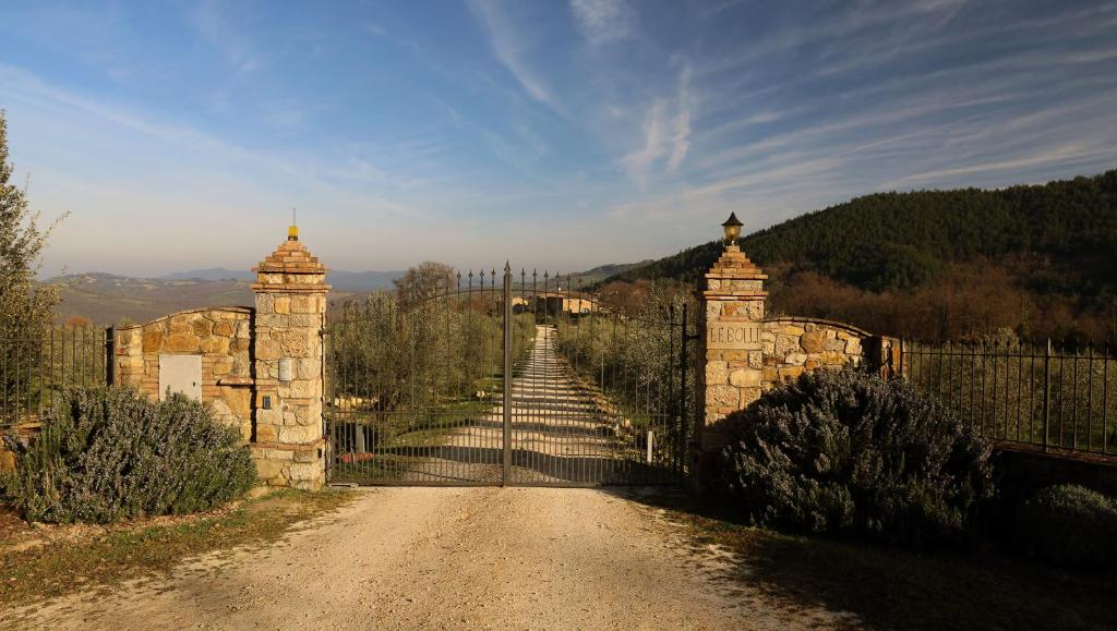 Villa Le Bolli, Radicondoli, Italy
