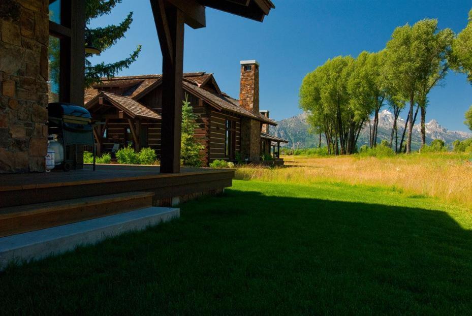 Moose Creek Cabin Teton Village Usa