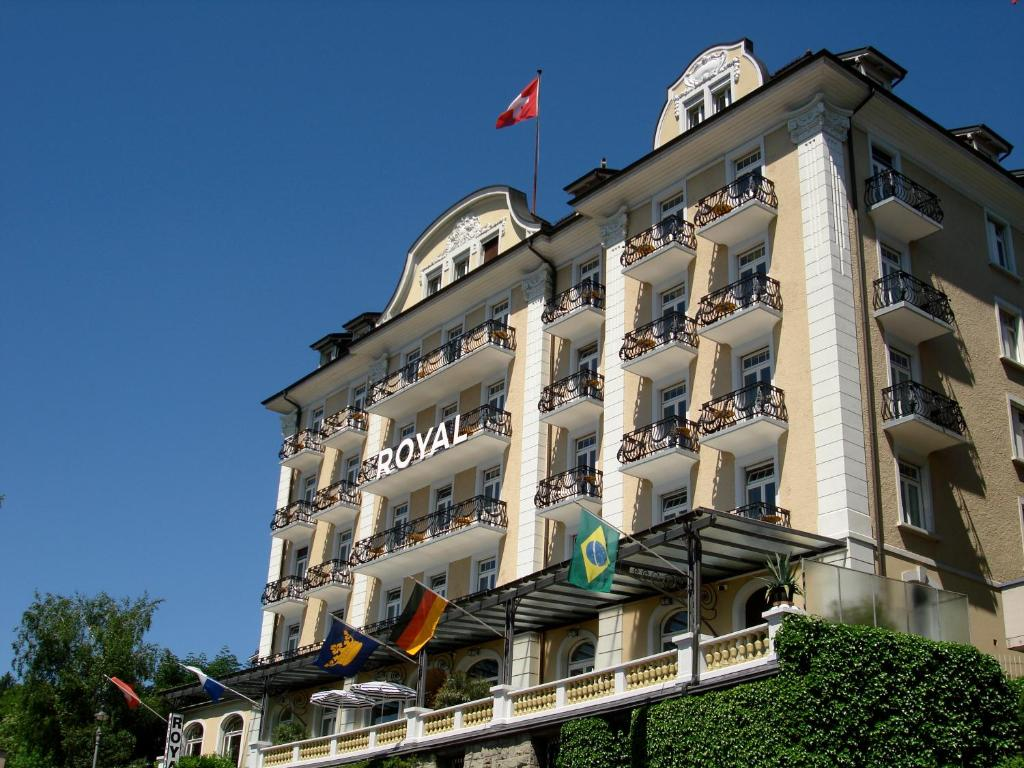 Hotel Royal Lucerne Switzerland Bookingcom