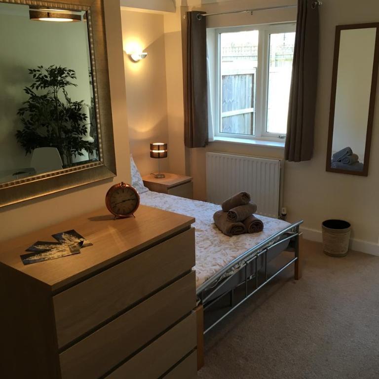 Living Quarters Washcloths: Welbeck Apartment, Oxford, UK