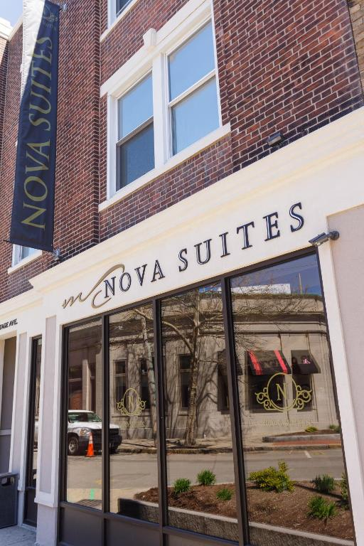 Apartment nova suites boston quincy usa for Appart hotel quincy