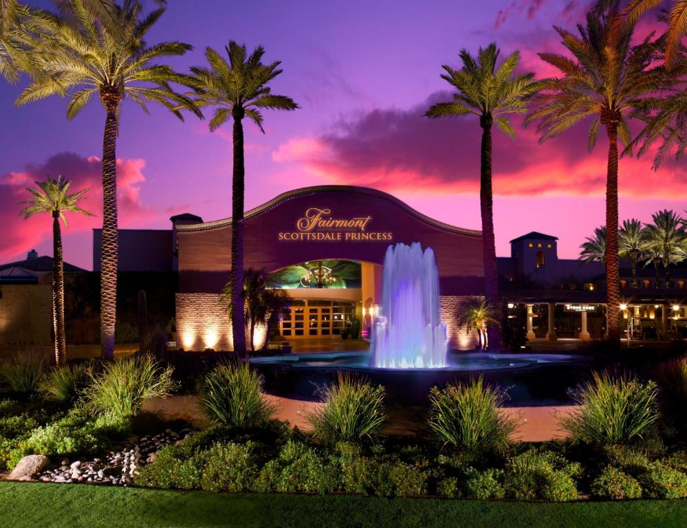 Fairmont Scottsdale Princess Reserve Now Gallery Image Of This Property