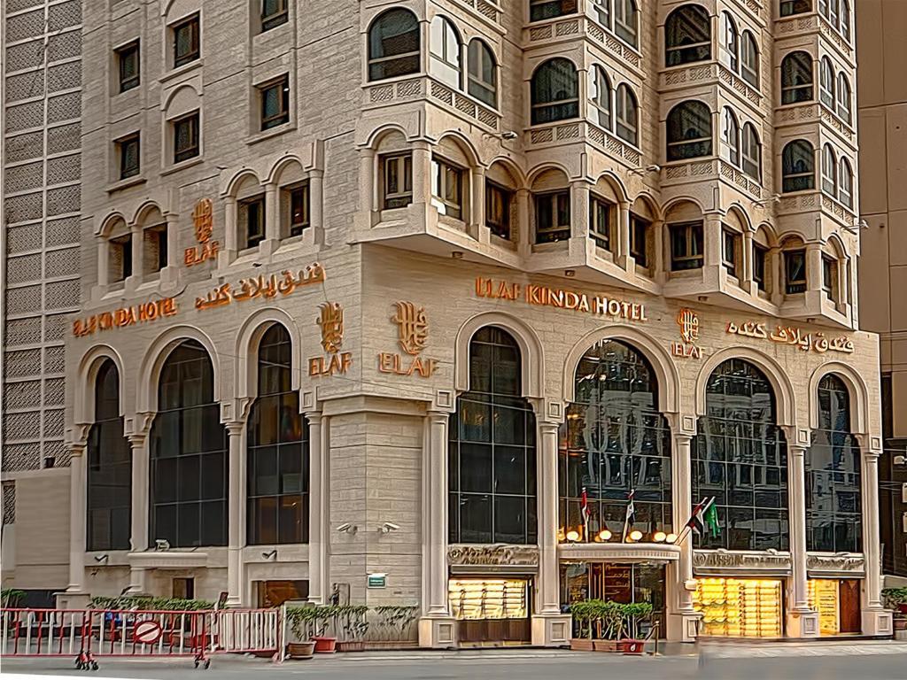 Elaf Kinda Hotel Mecca Saudi Arabia Booking Com