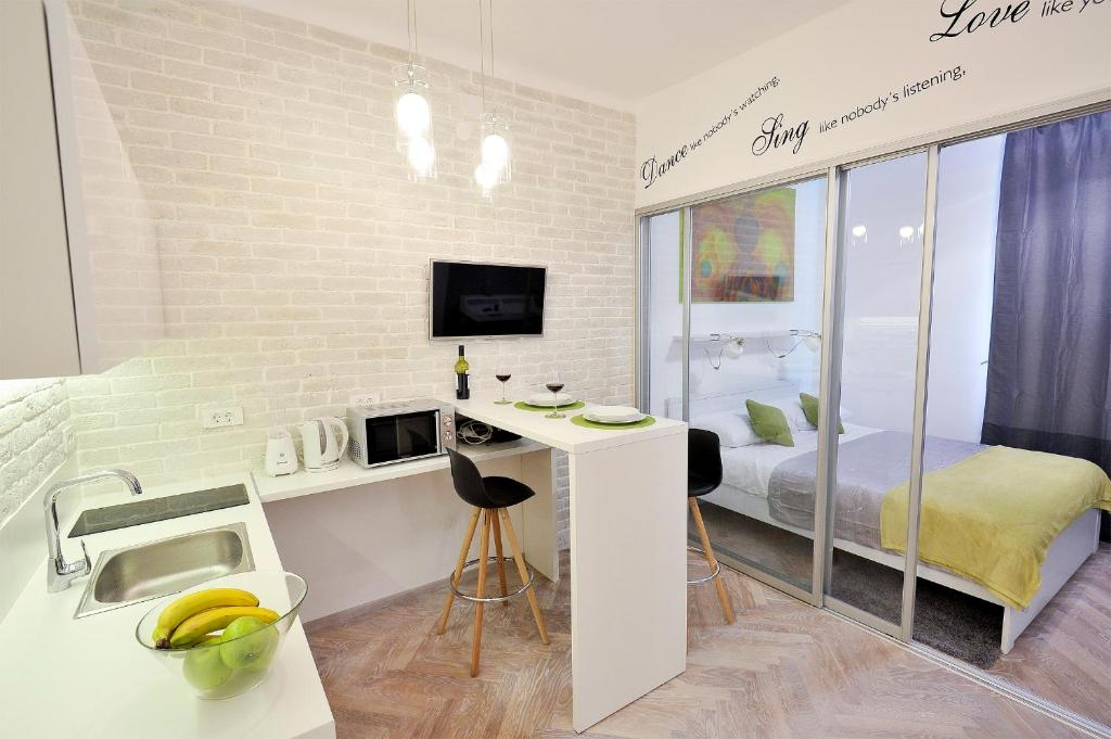 Apartment City Park Studio Zagreb Croatia Bookingcom