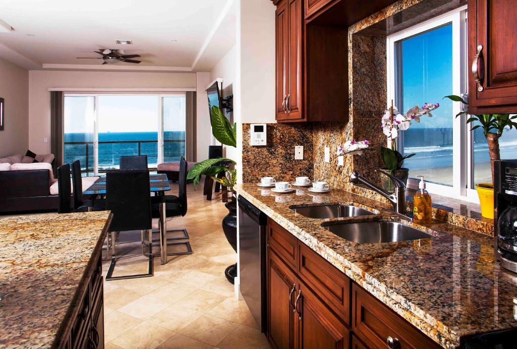 Rosarito Beach Hotel >> Condo Hotel Playa Bonita Luxury Suites Rosarito Mexico Booking Com