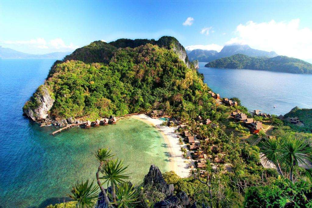 Cauayan Island Resort And Spa El Nido Palawan Philippines