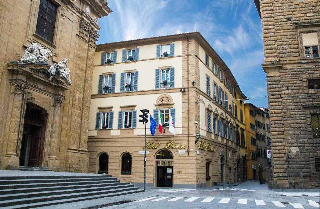 ホテル ベルニーニ パレス(Hotel Bernini Palace)