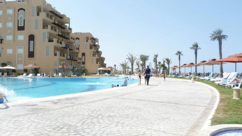 Folla aqua resort tuneesia el ahmar - Hotel vietnam bord de mer ...