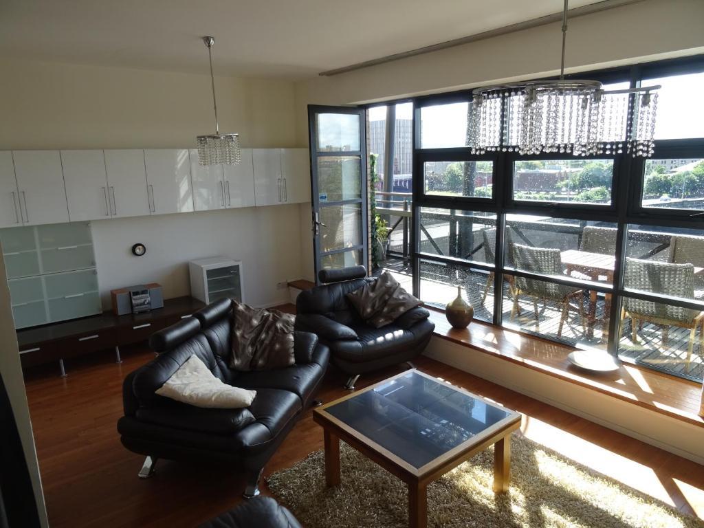 apartment orchid penthouse duplex glasgow city centre uk