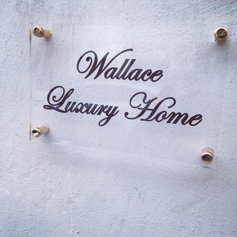 Wallace Luxury Home