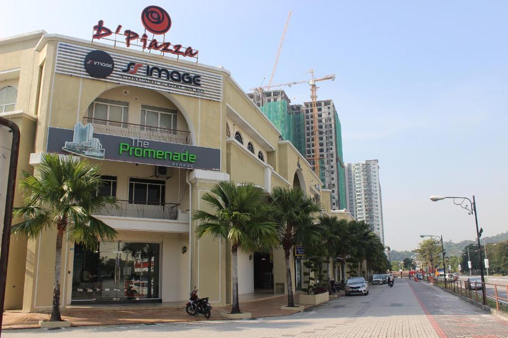 DNice Hotel Bayan Lepas Malaysia