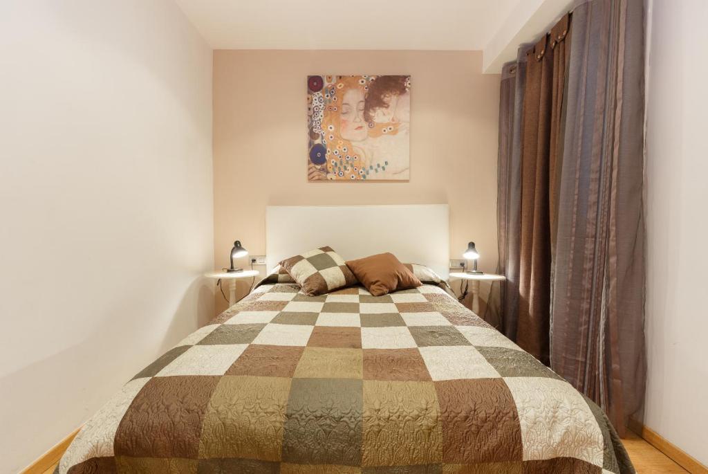 Apartamentos Avenida Gaudi foto