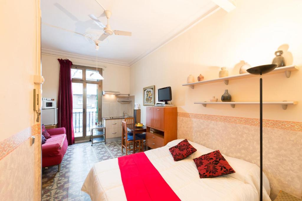 Apartment Gaudí BCN foto