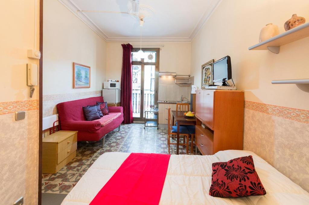 Apartment Gaudí BCN imagen