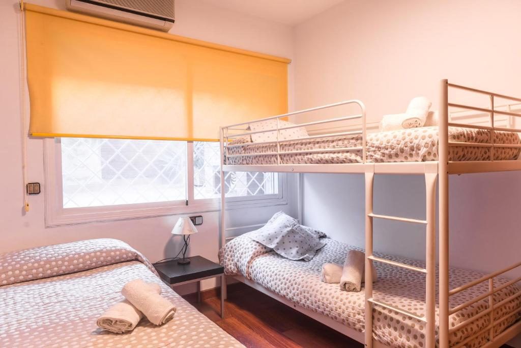 Akira Flats Sant Pau apartments fotografía