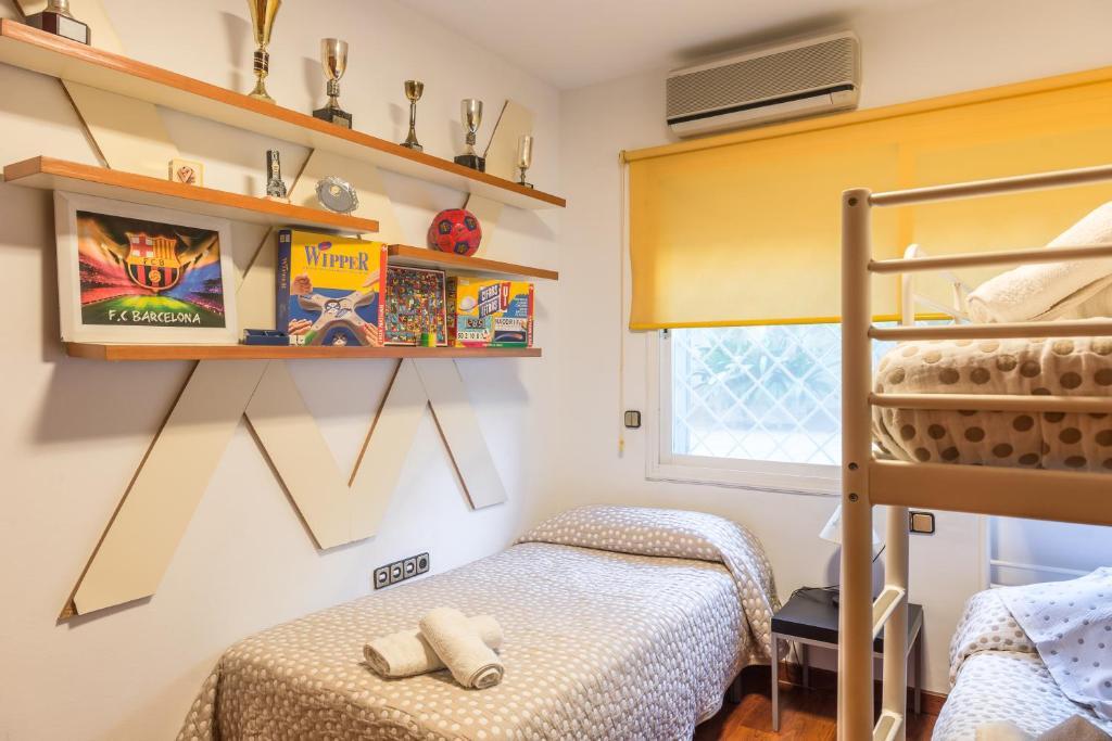 Imagen del Akira Flats Sant Pau apartments