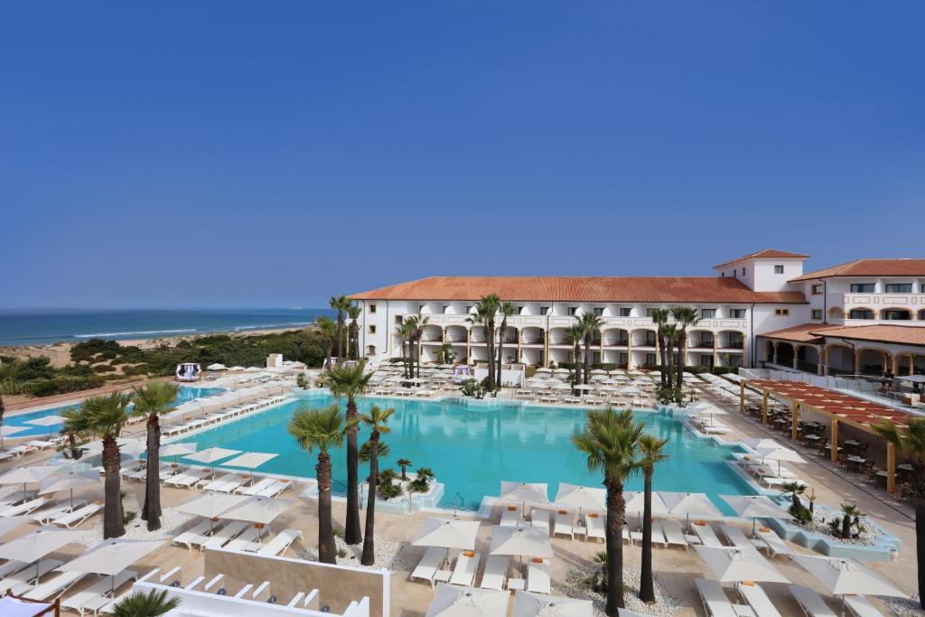 The swimming pool at or near Iberostar Selection Andalucia Playa