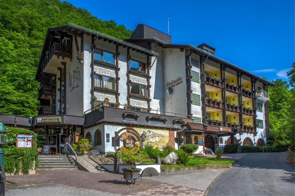 hotel weissmuhle (duitsland cochem) - booking