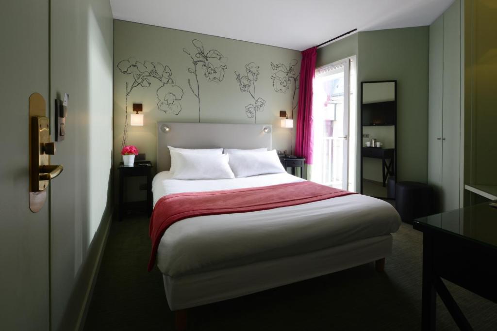 orchidee hotel paris