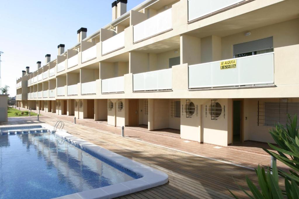 Apartments In Oliva Valencia Community
