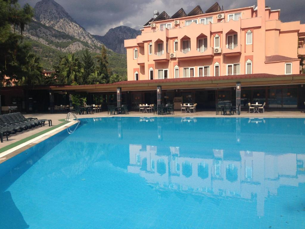 Hotel Beldibi Santana 3 (Turkey, Kemer, Beldibi): photos, overview, features of the service and reviews of tourists 92