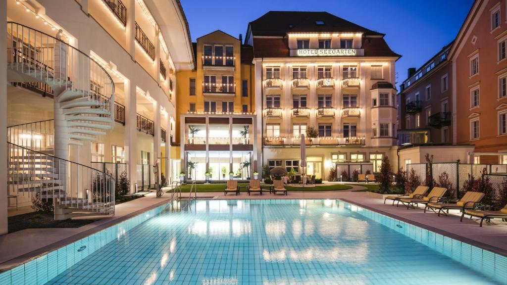 Hotel Reutemann Seegarten Lindau Germany Booking Com