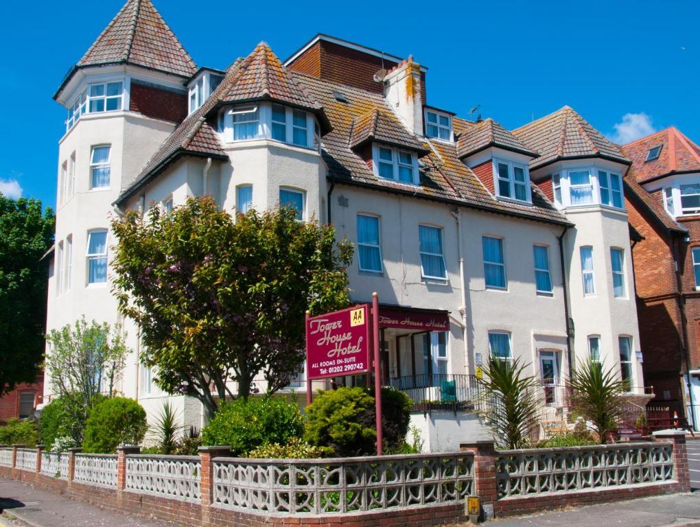 Tower House Hotel Bournemouth UK