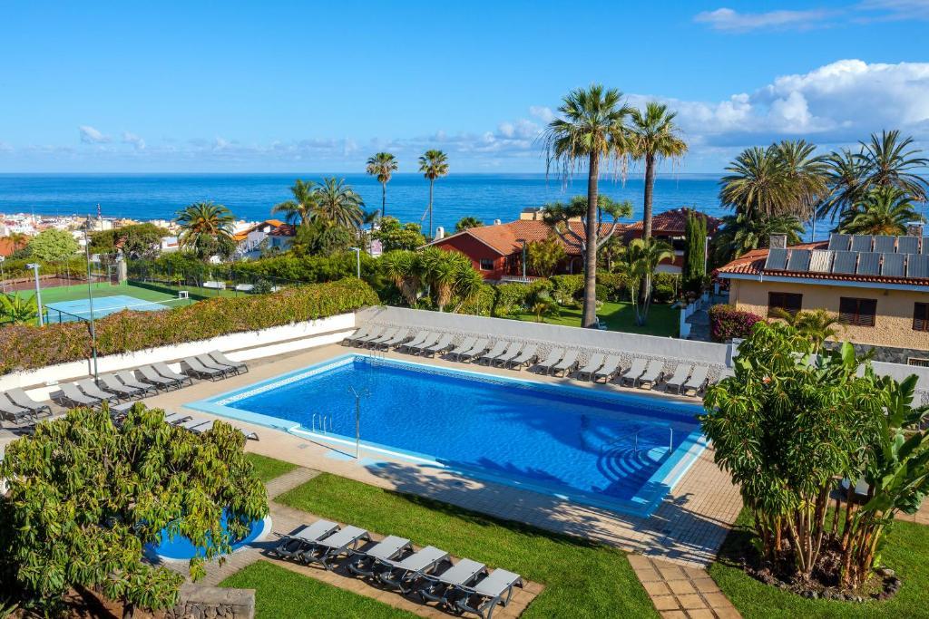Hotel Puerto De La Cruz Reviews