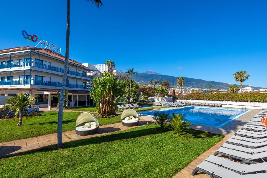 Hotel Weare La Paz Puerto De La Cruz Spain Bookingcom
