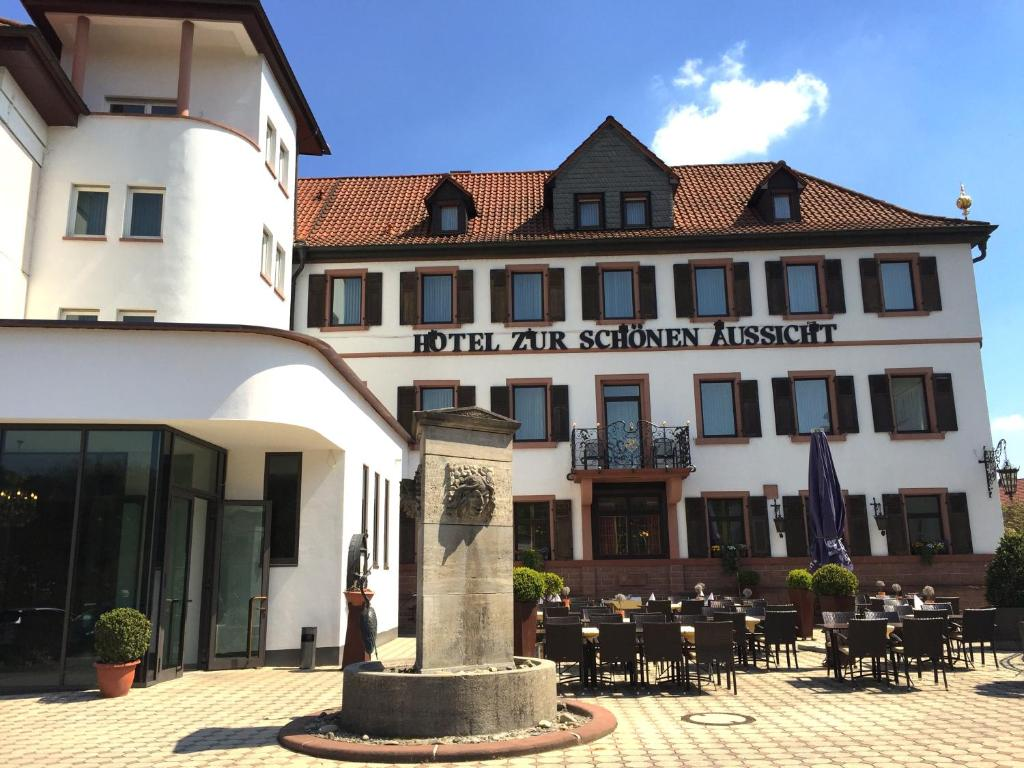 Hotel Zur Schonen Aussicht Marktheidenfeld Germany Booking Com