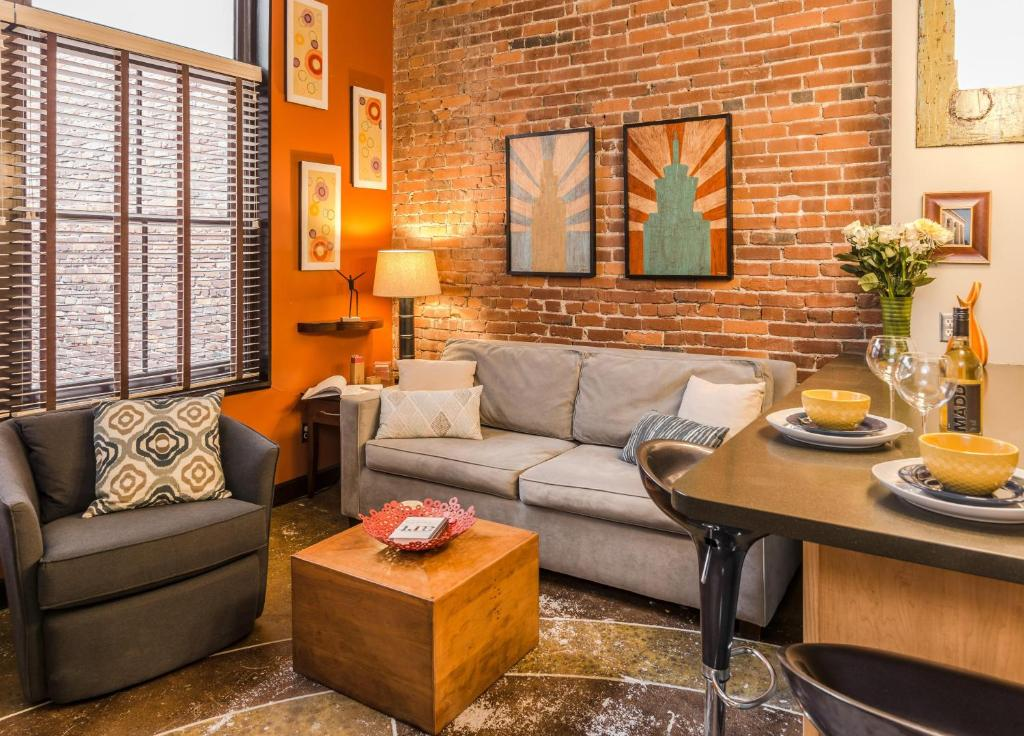 Apartment Artists Loft, Nashville, TN - Booking.com