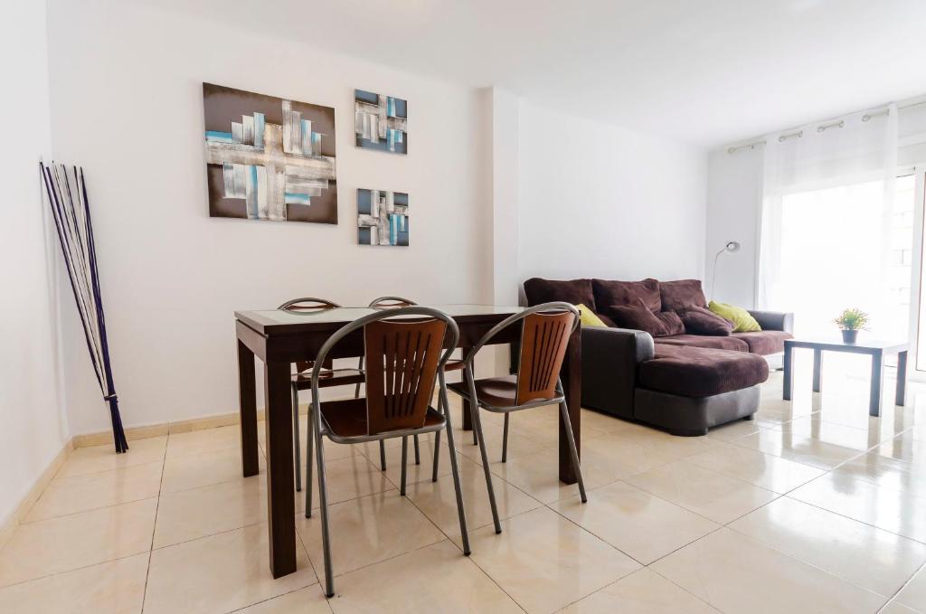 Apartamento 4 habitaciones fotografía