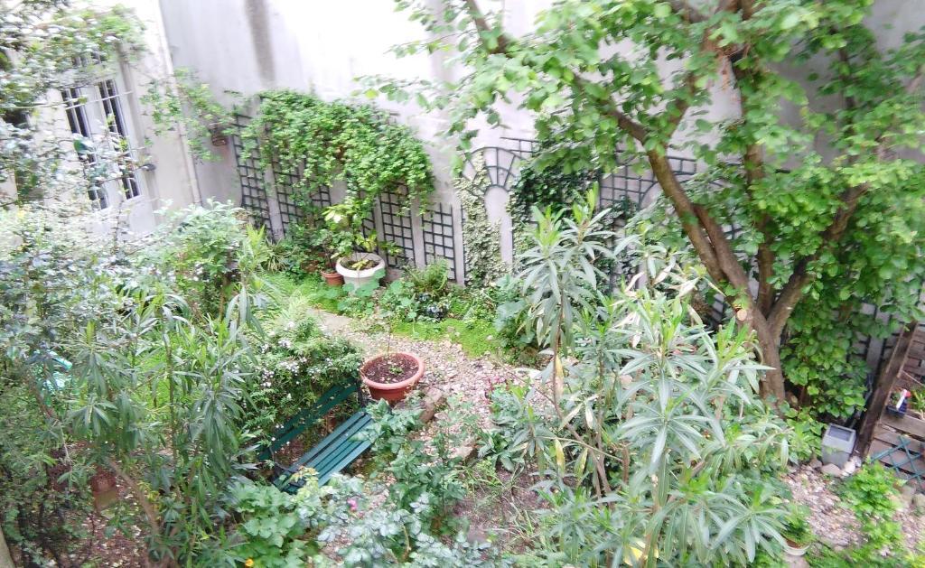 Apartment jardin des plantes garden paris france - Jardin tecina booking ...