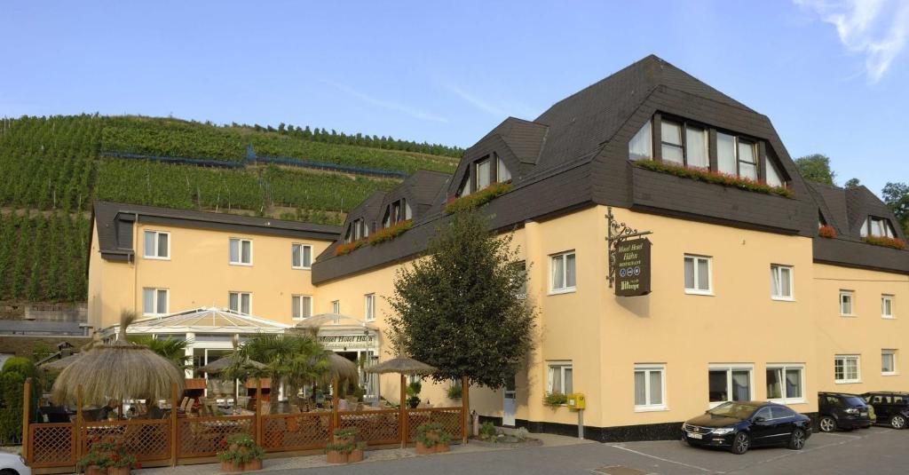 Mosel hotel h hn deutschland koblenz for Designhotel mosel