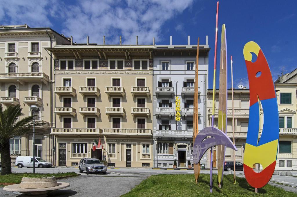 Hotel Lukas, Viareggio – Prezzi aggiornati per il 2018