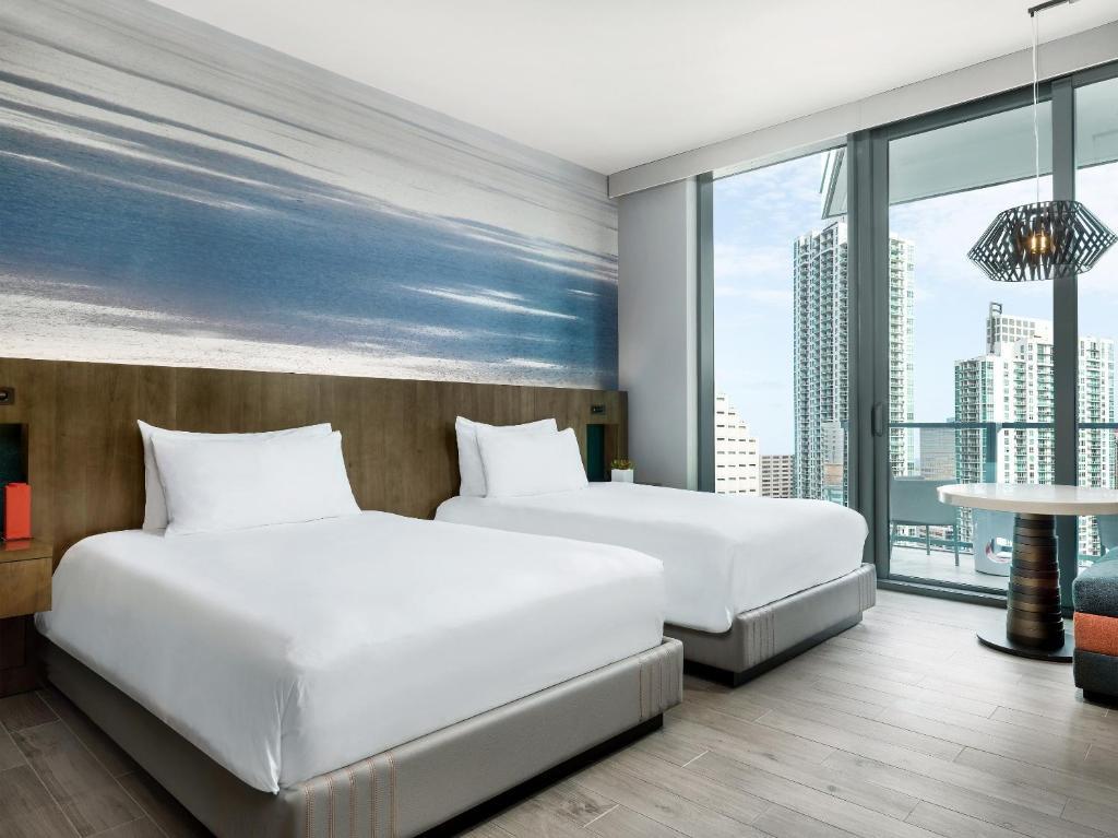 Hotel EAST, Miami, FL - Booking.com