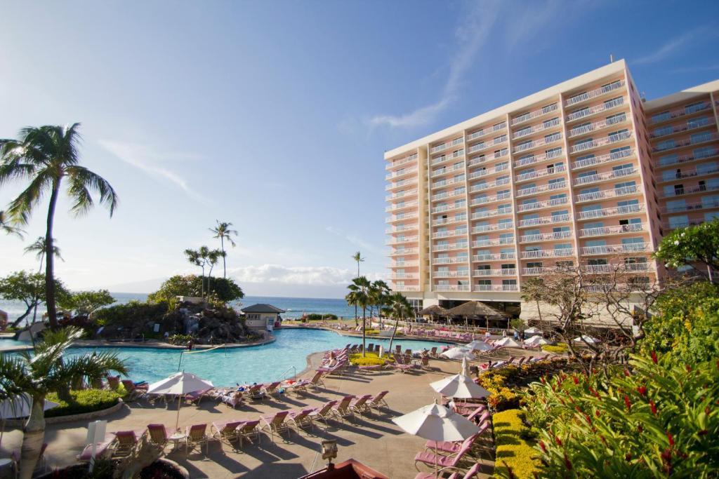 Resort Kaanapali Beach Club Lahaina HI  Bookingcom