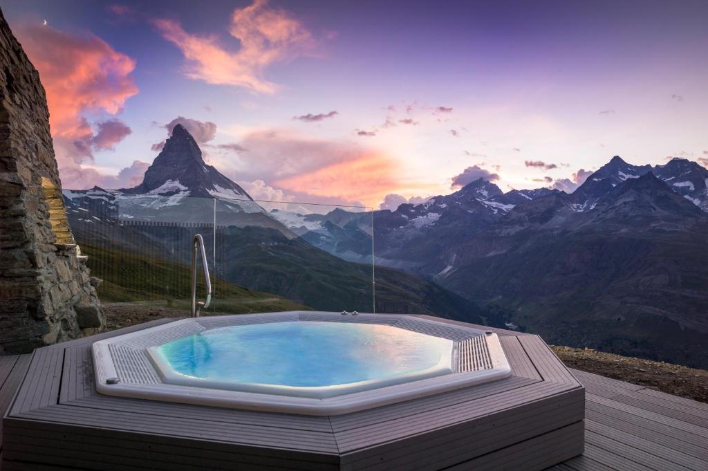 Hôtel Riffelhaus 1853 Zermatt